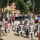 Albacete homenajea a sus mayores con una placa y un decálogo de buenos tratos
