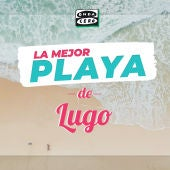 La mejor playa de Lugo