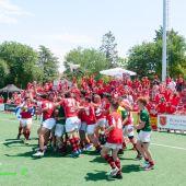 Rugby Alcalá consigue el ascenso a División de Honor B