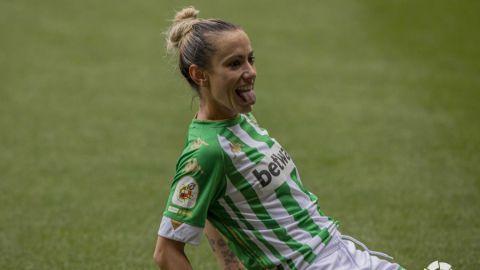Ángeles Sosa, jugadora del Real Betis