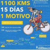 1100KMS 15 DÍAS  1 MOTIVO