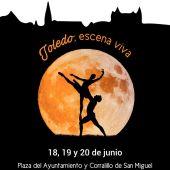 El nuevo festival 'Toledo, escena viva' llega este fin de semana a la ciudad