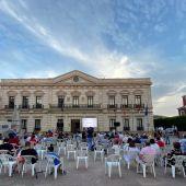 Evento en Plaza de España