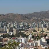 Palma Palmilla barrio de Málaga