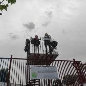 'El balcón de la esperanza', realizado por alumnos del IES Gregorio Prieto