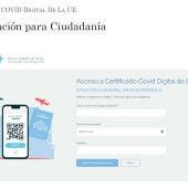 Cómo será el Certificado Covid Digial en Cantabria