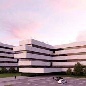El futuro hospital privado contará con los últimos avances en gestión hospitalaria