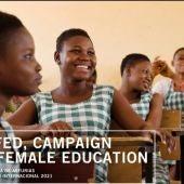 Camfed, organización a favor de la educación de las africanas, premio de Cooperación Internacional