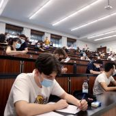 La mayoría de los alumnos han superado las pruebas de la EVAU