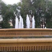 Fuente Parque Lineal