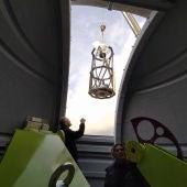 Fundación AstroHita ha completado la instalación en el observatorio de Calar Alto