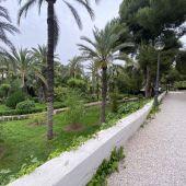 Parque municipal de Crevillent.