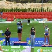 El Juventud Atlética Elche cuajó una gran actuación y finalizó en tercera posición.