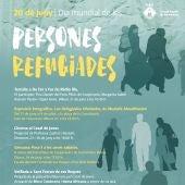 Formentera celebra el Día Mundial de las Personas Refugiadas con exposiciones y música