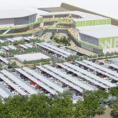 El centro comercial Way de Cáceres abrirá la primera fase dentro de un año con ofertas de ocio y compras
