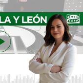 Lucía Barreiro. Noticias mediodía Castilla y León.
