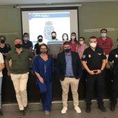 """La Policía Nacional imparte una charla sobre """"Comercio Seguro"""""""