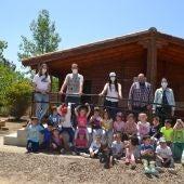 Los niños migueletes toman conciencia de la importancia de la Reserva Ornitológica de 'Los Charcones'