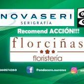 Recomend ACCION!!! con Florciñas