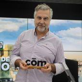 Carlos Alsina, premio Talento, concedido por el periódico Dircomfidencial