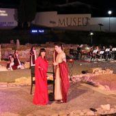 Vuelven las noches de verano de teatro al yacimiento arqueológico de La Alcudia de Elche.
