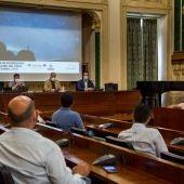 La Diputación de Badajoz trabaja en un catálogo de servicios para luchar frente a la contaminación lumínica