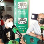 José Mena y Carlos Salguero