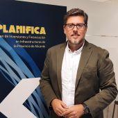 Javier Gutierrez (Cs).- Diputado provincial de Infraestructuras