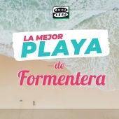 Esta es la mejor playa de Formentera