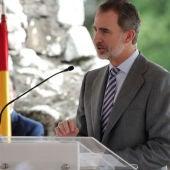 Felipe VI celebra su séptimo aniversario como rey de España con un acto en el Palacio Real