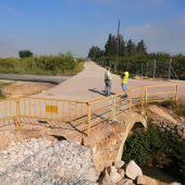 Asfaltado del Camino de Millanares, Azarbe de Abanilla y Vereda de Don Fernando
