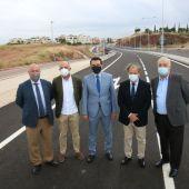 Inauguración Ronda Norte