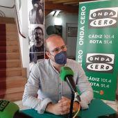Manuel Jesús Izco, delegado de Turismo de Puerto Real