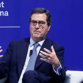 Presidente de la CEOE, Antonio Garamendi