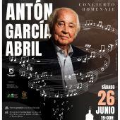 El concierto será el sábado 26 de junio a las 19.00h en la Catedral de Teruel