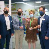 El colegio internacional ELIS Villamartín recibe la acreditación como 'Escuela Ejemplar SMART' por su uso de las nuevas tecnologías