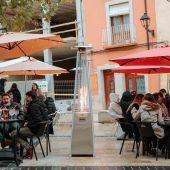 El ocio nocturno en Huesca podrá conservar sus terrazas
