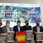Campeonato de España de Ciclismo en Alicante