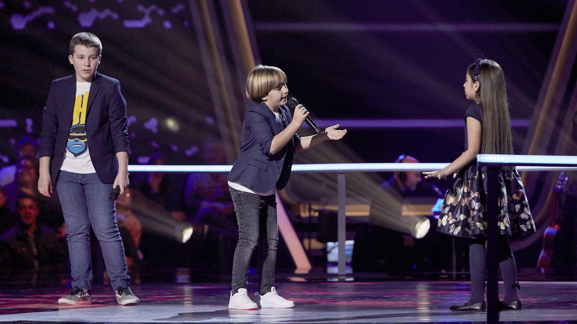 La tele con Monegal: Jesús, la estrella de 'La voz kids'
