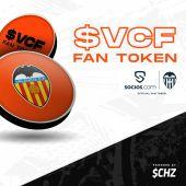 VCF Token será el Main Sponsor del Valencia