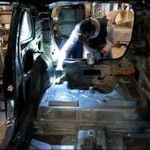 Desmantelan una red de robo y tráfico ilícito de vehículos en varias CCAA y tras registros en Badajoz