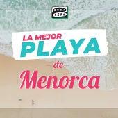 Esta es la mejor playa de Menorca