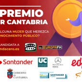 Las emisoras de Atresmedia Radio convocan el III Premio Mujer Cantabria