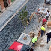 El PSOE duda del cumplimiento del Reglamento de Accesibilidad en las obras de los entornos de la Catedral