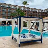 Instalaciones del hotel Tui Blue Isla Cristina.