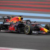 Resultado clasificación GP de Francia de F1: Verstappen firma la 'pole', Sainz saldrá tercero y Alonso, séptimo