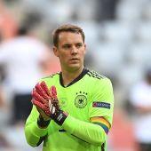 Manuel Neuer, con Alemania