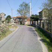 O Concello prosegue a mellora do pavimento en vías do rural da cidade
