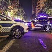 La Policía Local de Alicante y el Cuerpo Nacional de Policía se coordinan los fines de semana