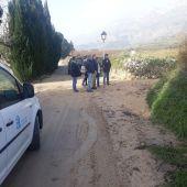 La Diputación invierte 509.000 euros en la mejora de más de 300 caminos de 80 municipios de la provincia
